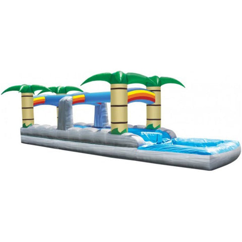 Water Slip Slide