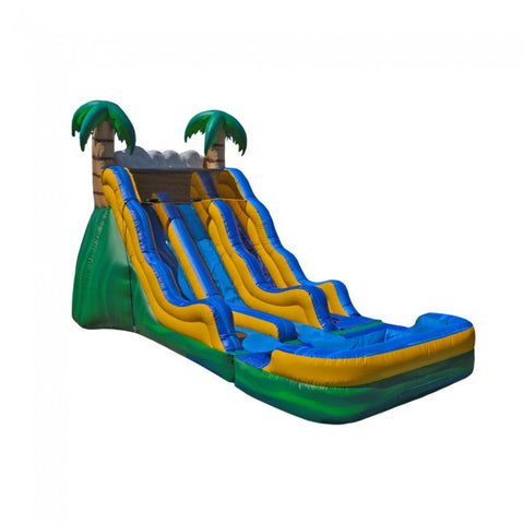17ft Tropical Wave Dual Slide