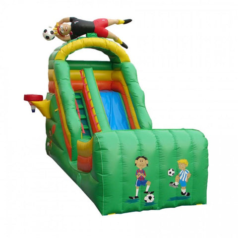 17ft Sports Wet and Dry Slide