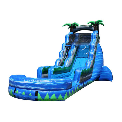 Big Backyard Water Slide