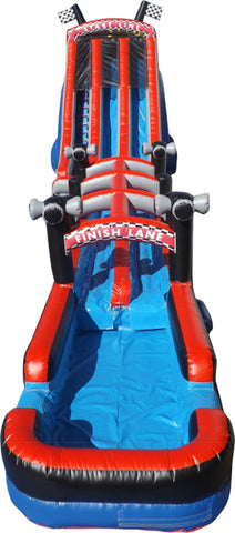 Huge Inflatable Water Slide - ZL Inflatable – AM Inflatable