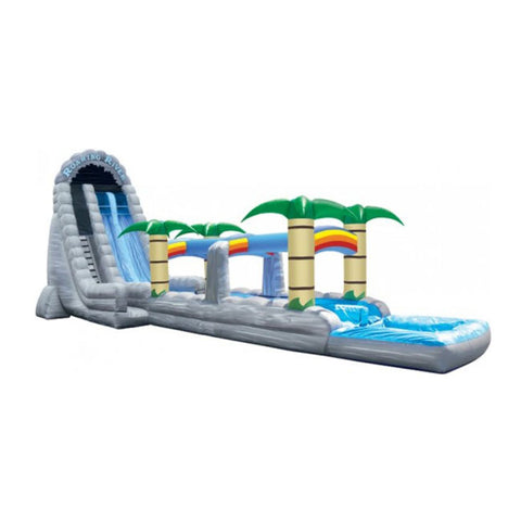 Big Air Water Slide