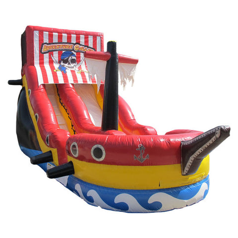 Blow Up Bouncy Water Slide