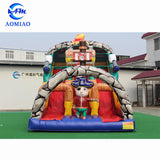 26ft Pirate Ship Inflatable BouncySlide AMBS20