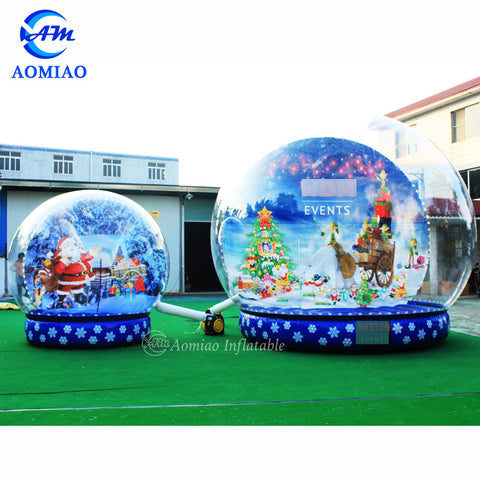 Snow Globe Inflatable AMSG1-3
