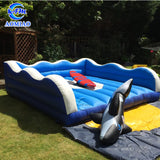 Machine Surfer Inflatable Game  Inflatable Game AMSF01