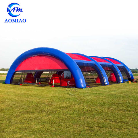 Outdoor Inflatable Paintball Tent AMIT0024