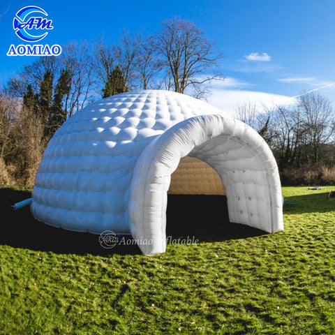 Igloo Shaped Tent