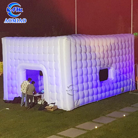 Inflatable LED Marquee Tent