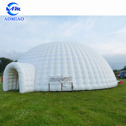 Blow Up Dome Tent
