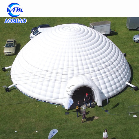 Igloo Blow Up Tent