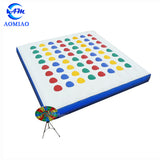 Human size Inflatable Twister Game AMTW07