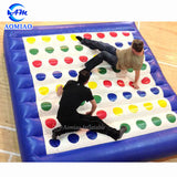 Customized Inflatable Twister Game AMTW03