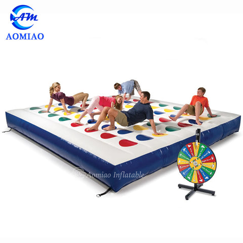 Inflatable Twister Mat AMTW04