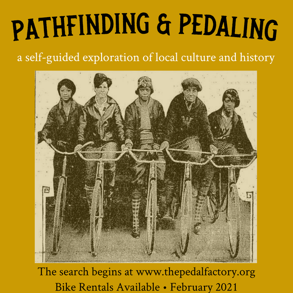 Pathfinding and Pedaling - a month long riding event