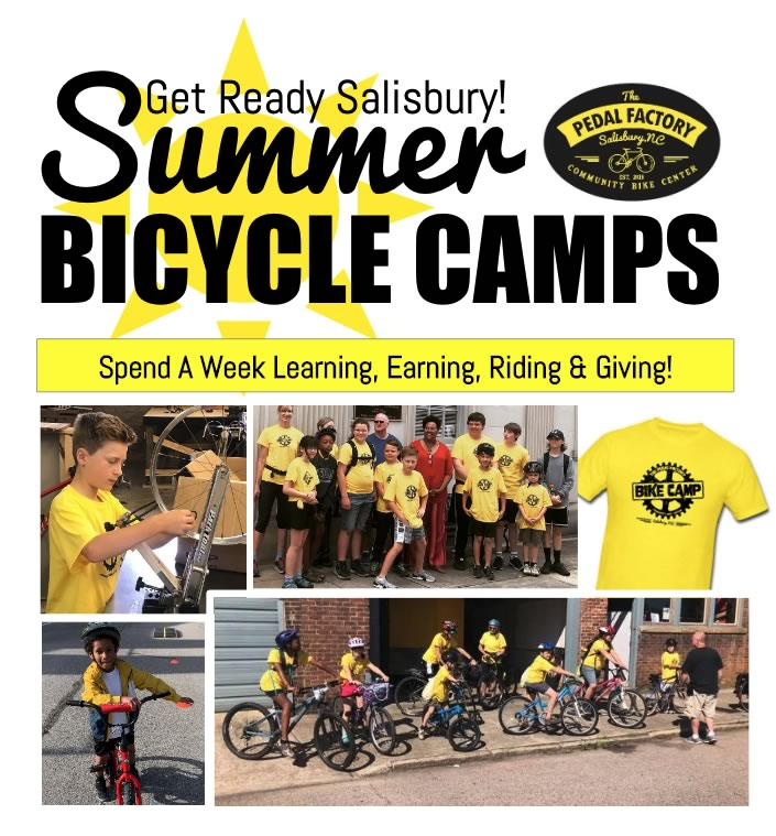 Summer Camp Salisbury North Carolina