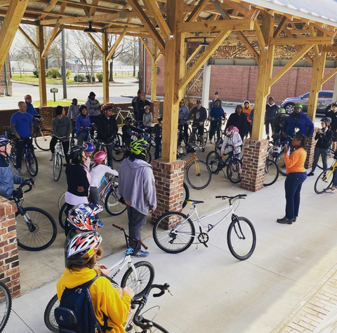 Black History Month Ride 2020 The Pedal Factory Al Heggins