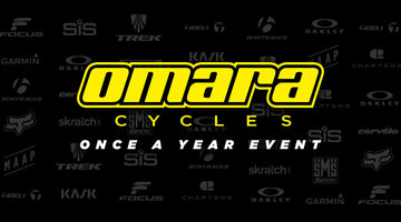 O'Mara Cycles - Once a year SALE