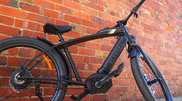 12 reasons for E-Bikes