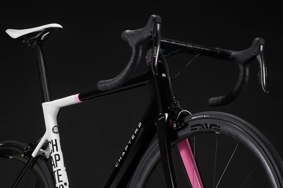 CHAPTER 2 TERE FRAMESET (BLACK/WHITE/PINK)
