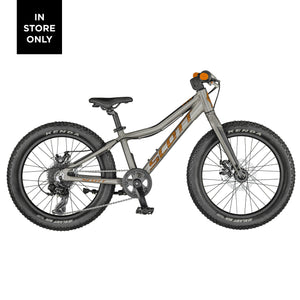 "2021 SCOTT ROXTER 20"" RAW ALLOY JUNIOR"