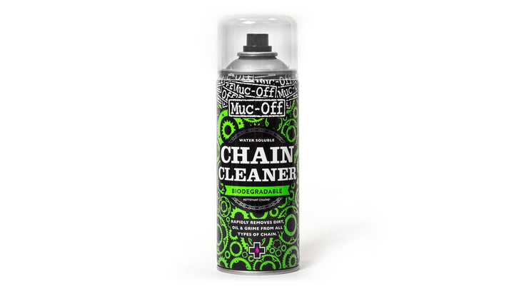MUC-OFF BIO CHAIN CLEANER 400ML AEROSL