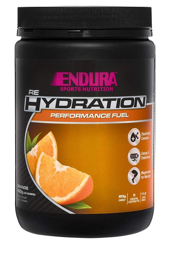 ENDURA REHYDRATION PERFORMANCE FUEL (2KGS)
