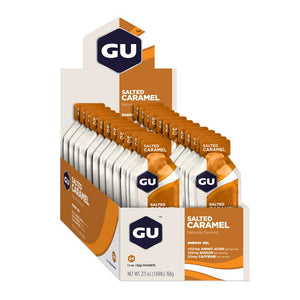 GU ENERGY GEL (BOX)