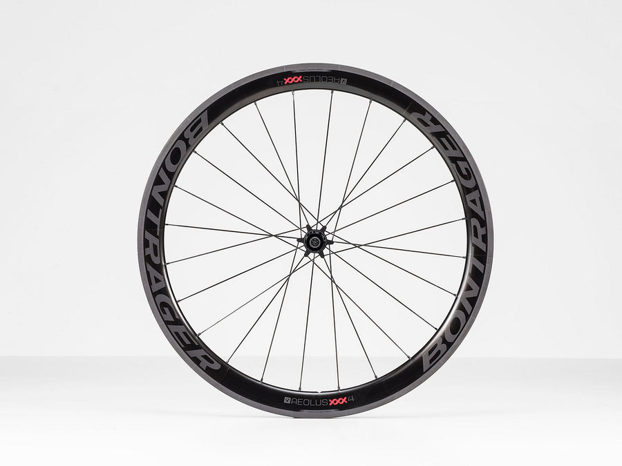 BONTRAGER AEOLOUS XXX 4 TLR CLINCHER ROAD WHEEL RIM (FRONT)