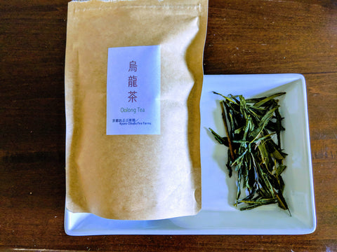 Teas Tisanes Blends- Kyoto Oolong Tea