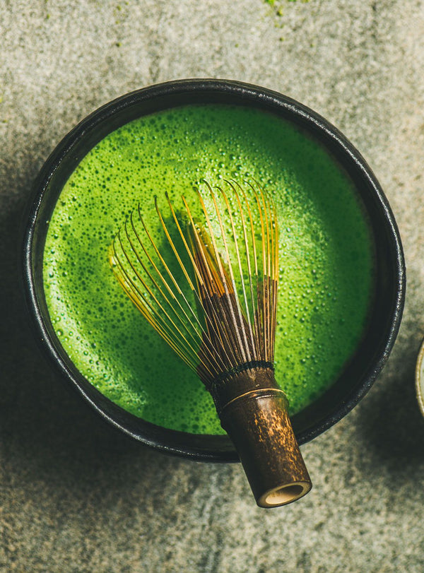 The Authentic Japanese Green Tea