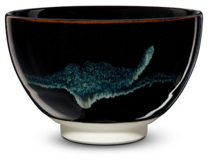 Ceremonial Matcha Bowl - Deep Ocean