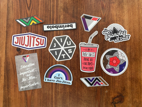 11-Sticker Bundle!! SAVE 50%!!