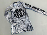 Snakeskin Jiu-Jitsu Women's Rash Guard