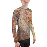Rusty Robot Men's Jiu-Jitsu Rash Guard