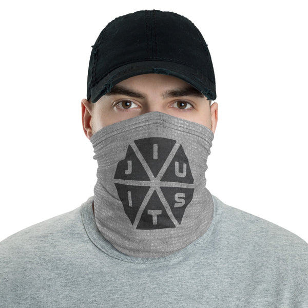 Jiu-Jitsu Hexagon Neck Gaiter / Headband