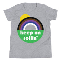Keep on Rollin' Kids Tee