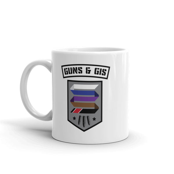 Guns & Gis Coffee Mug