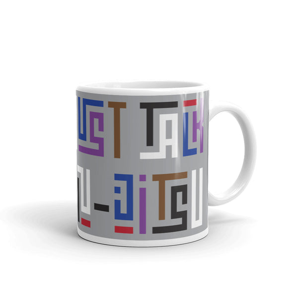 Can We Just Talk About Jiu-Jitsu Mug