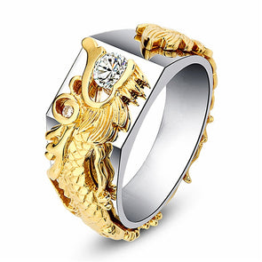 Dragon Faucet Ring