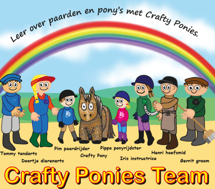 Crafty Ponies Team