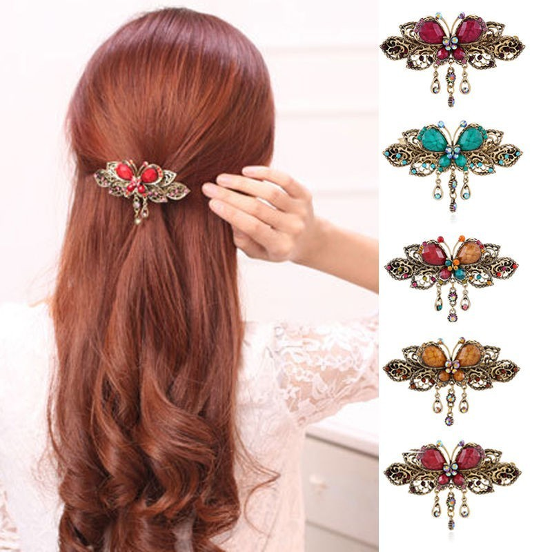 Elegant Retro Vintage Hair Accessories