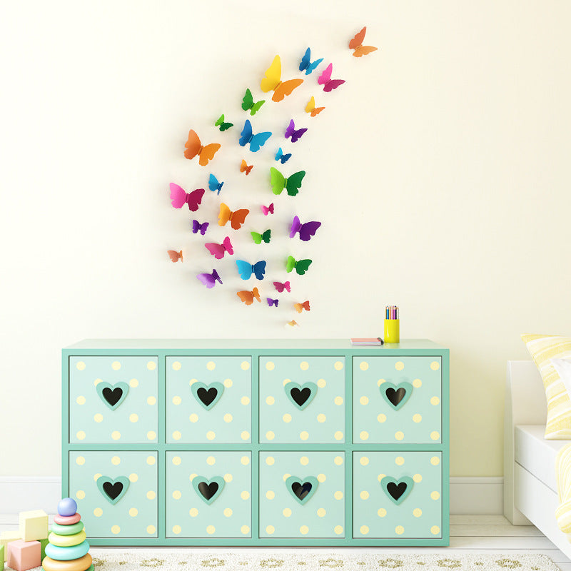 Butterflies Wall Stickers Art Decors