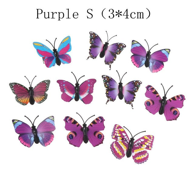 Girls Butterfly Pins