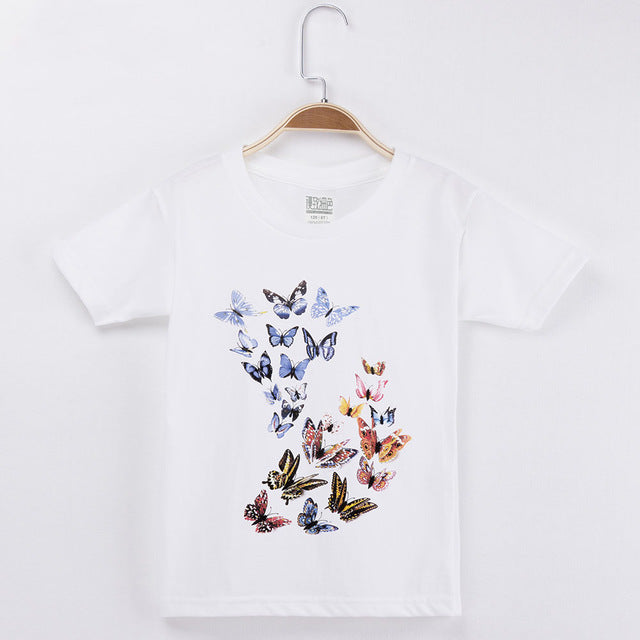 Beautiful Butterfly T Shirts