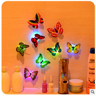 Creative Butterfly Night Light Ornaments