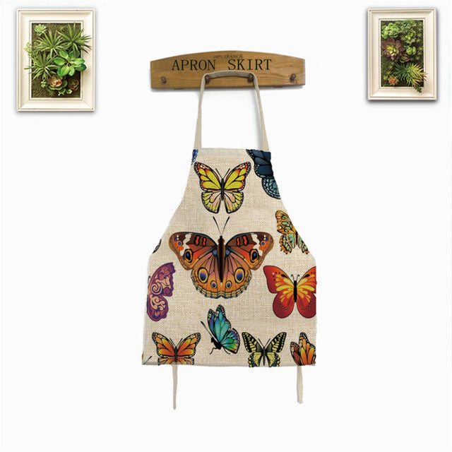 Butterfly Cotton Cleaning