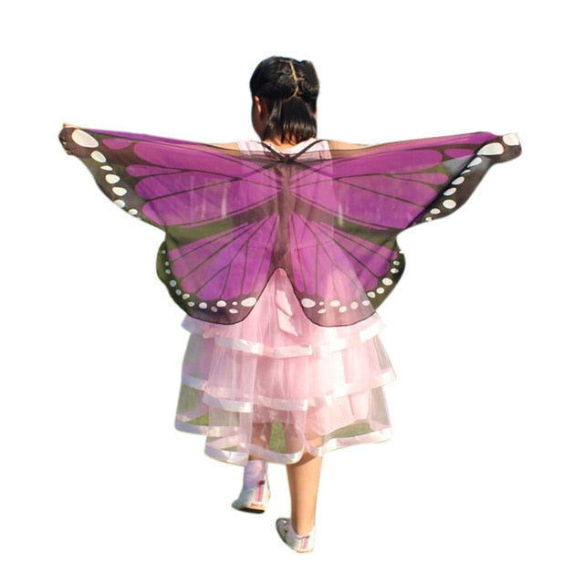 Butterfly Wings Kids Costume