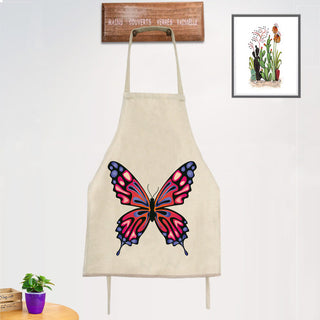 Linen Cotton Butterfly Cotton