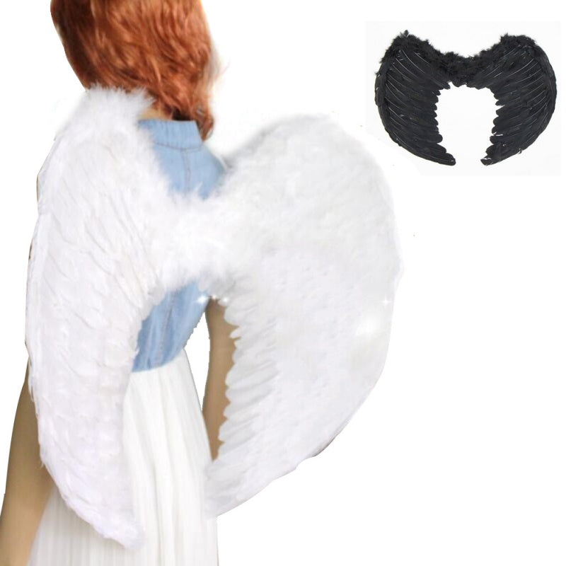 Feather Fairy Angel Wings